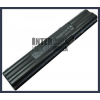 G1Sn 4400 mAh 8 cella fekete notebook/laptop akku/akkumulátor utángyártott