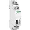 Schneider Electric A9 ITL 16A 1P 230VAC/110VDC impulzus relé, A9C30811 Schneider Electric