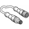 Schneider Electric - XZCR1511064D2 - Rögzítők és kábelek érzékelőkhöz