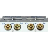 Schneider Electric Segédérintkező blokk, homloklapi, z+ny - Motorvédő kapcsolók - GVAE11 - Schneider Electric