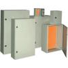 Tracon Electric Fém elosztószekrény, acél, szürke (RAL7032) - LxWxH=300x300x150mm, IP55 TFE303015 - Tracon