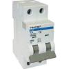 Tracon Electric Kismegszakító, 2 pólus, C karakterisztika - 16A, 10kA TDA-2C-16 - Tracon