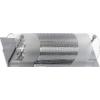 Rabalux Mennyezeti lámpa 1x40W 25x9cm króm/opál fehér Periodic 5800 Rábalux