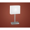 EGLO Asztali lámpa 1x60W E14 mag:48cm matt nikkel/érintőkapcs. Pueblo1 87598 Eglo