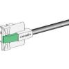 Schneider Electric 10 a-es leágazó dugaszolóelem - Tokozott síncsatorna-canalis kba - Canalis - KBC10DCS101 - Schneider Electric
