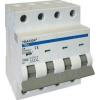 Tracon Electric Kismegszakító, 4 pólus, B karakterisztika - 16A, 10kA TDA-4B-16 - Tracon