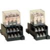 Tracon Electric Miniatűr teljesítmény relé - 48V DC / 4xCO (10A, 230V AC / 28V DC) RL14-48DC - Tracon