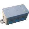 Tracon Electric Rugalmas kötődoboz, falon kivüli, szürke - 80x42x40mm, IP54 PD75X35 - Tracon