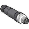 Schneider Electric Dugaszolható csatlakozó - Rögzítők és kábelek érzékelőkhöz - XZCC12MDM50B - Schneider Electric