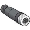 Schneider Electric Dugaszolható csatlakozó - Rögzítők és kábelek érzékelőkhöz - XZCC12FDM40B - Schneider Electric