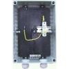 Comtec egyfázisu fogyasztásmérő szekrény 16A kismegszakitóval