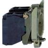 Schneider Electric Nyomógomb aljzat, 2n/o - Fém működtető- és jelzőkészülékek-harmony 4-es sorozat-22mm - Harmony xb4 - ZB4BZ103 - Schneider Electric