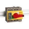 Schneider Electric Interpact ins40 4p piros kapcsoló sárga homloklap - Áramváltók compact interpact ins / inv - Ins40...160 - 28917 - Schneider Electric