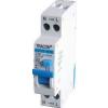 Tracon Electric Kombinált védőkapcsoló, elektronikus, 2P, 1 modul, C kar. - 20A, 100mA, 6kA, AC KVKVE-20100 - Tracon