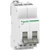 Schneider Electric A9 iSSW 2 váltókapcsoló, 2 pozíció - 20A - 250 V ca, A9E18074 Schneider Electric