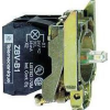 Schneider Electric - ZB4BW0G35 - Harmony xb4 - Fém működtető- és jelzőkészülékek-harmony 4-es sorozat-22mm