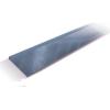 Metalodom Horganyzott fém kábeltálca fedél ERE 200x15 mm, 3 méteres kiszerelés