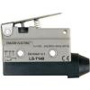 Tracon Electric Helyzetkapcsoló, rugószáras - 1xCO, 10A/250V AC, 46mm, IP40 LS7140 - Tracon