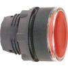 Schneider Electric Világító nyomógombfej piros - Műanyag működtető- és jelzőkészülék-harmony 5-os sorozat-22mm - Harmony xb5 - ZB5AW34 - Schneider Electric