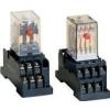 Tracon Electric Miniatűr relé - 230V AC / 3xCO, (3A, 230V AC / 28V DC) RM12-240AC - Tracon