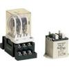 Tracon Electric Nagyteljesítményű relé - 110V DC / 3xCO (30A, 230V AC / 28V DC) RJ11-110DC - Tracon