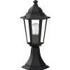 Rabalux Kültéri álló lámpa h40cm fekete Velence 8206 Rábalux