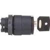 Schneider Electric Kulcsos kapcsolófej 3állású - Műanyag működtető- és jelzőkészülék-harmony 5-os sorozat-22mm - Harmony xb5 - ZB5AG0 - Schneider Electric