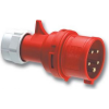 PCE ipari csatlakozó villa 5 pólusu 16A 380V IP44