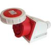 Tracon Electric Felületre szerelhető ipari csatlakozóaljzat - 16A, 400V, 3P+N+E, IP67 TICS-1152 - Tracon