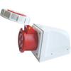 Tracon Electric Felületre szerelhető ipari csatlakozóaljzat - 16A, 400V, 3P+E, IP67 TICS-1142 - Tracon