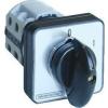 Tracon Electric Tokozott kézikapcsoló, BE-KI - 400V, 50Hz, 20A, 4P, 5,5kW, 48x48mm, 60°, IP44 TK-2064T - Tracon
