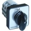 Tracon Electric Tokozott kézikapcsoló, BE-KI - 400V, 50Hz, 25A, 4P, 7,5kW, 48x48mm, 90°, IP44 TK-2594T - Tracon