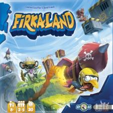 Asmodee Firkaland társasjáték