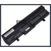 Eee PC 1001PQ 6600 mAh 9 cella fekete notebook/laptop akku/akkumulátor utángyártott