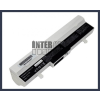 90-XB0ROABT00000Q 6600 mAh 9 cella fehér notebook/laptop akku/akkumulátor utángyártott