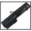 411126-001 4400 mAh 6 cella fekete notebook/laptop akku/akkumulátor utángyártott