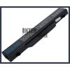 ProBook 4710s/CT 4400 mAh 8 cella fekete notebook/laptop akku/akkumulátor utángyártott