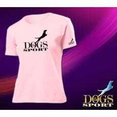 Dogs & Sport női póló (Női rövid ujjú póló )