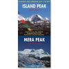 Island Peak / Mera Peak térkép - Climbing-Map.com