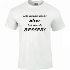 Tréfás póló Ich werde... (XXL)