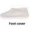 PAR-FOOT lábzsák (lábtyű) paraffin fürdőhöz