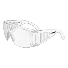 Extol Védőszemüveg, víztiszta, polikarbonát, CE, optikai osztály: 1 (Védőszemüveg)