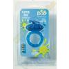 ToyJoy Flutter-Ring vibrációs péniszgyűrű - kék