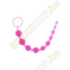 ToyJoy Thai Toy Beads zselés anál gyöngysor - lila