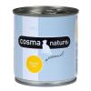Cosma Nature 6 x 280 g - Tonhal & garnélák