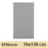 Pliszé (Easy Fix Normal) - Palaszürke 70x130 cm