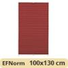 Pliszé (Easy Fix Normal) - Vörös 100x130 cm
