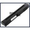 Asus X57 Series  4400 mAh 6 cella fekete notebook/laptop akku/akkumulátor utángyártott