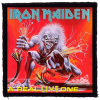 Iron Maiden, A Real Live felvarró
