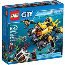 LEGO 60092 City-Mélytengeri tengeralattjáró lego